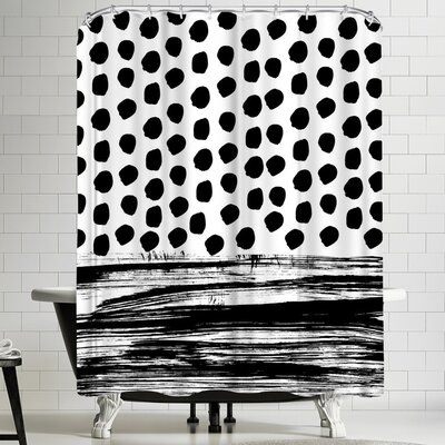 Charlotte Winter Zoe Shower Curtain