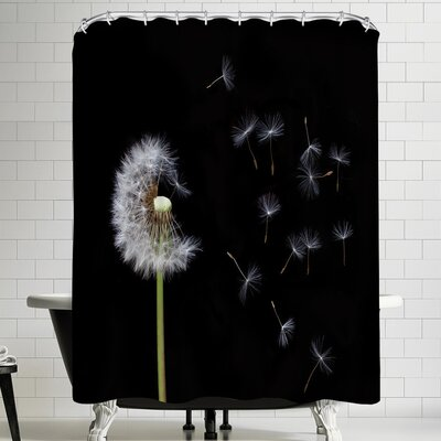 Maja Hrnjak Fly Away Shower Curtain