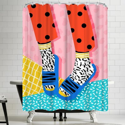 Wacka Designs Shuvit Shower Curtain