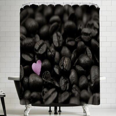 1x Caffa Dolce Shower Curtain
