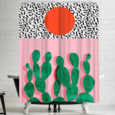 Wacka Designs Spazz Shower Curtain