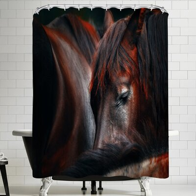 1x Sleep Huddle Shower Curtain