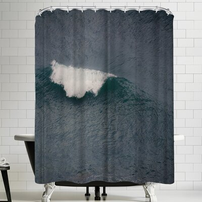 1x The Expression of the Sea Shower Curtain
