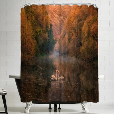 1x Untitled Shower Curtain