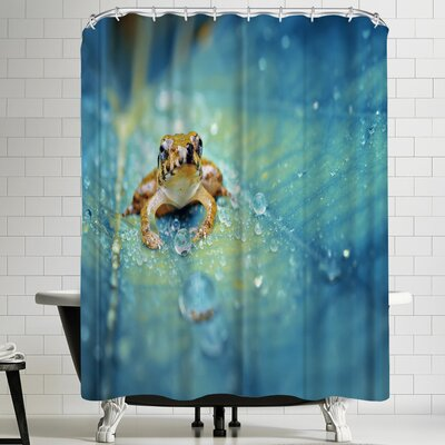1x Crystal Guard Shower Curtain