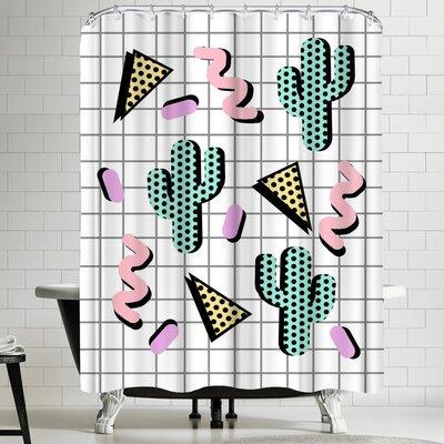 Wacka Designs Sweetness Shower Curtain