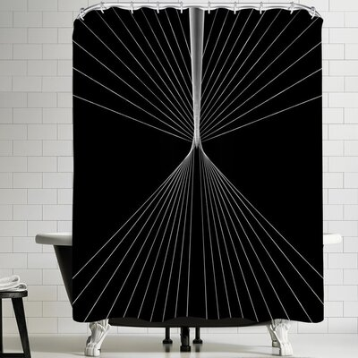 1x Lute Shower Curtain