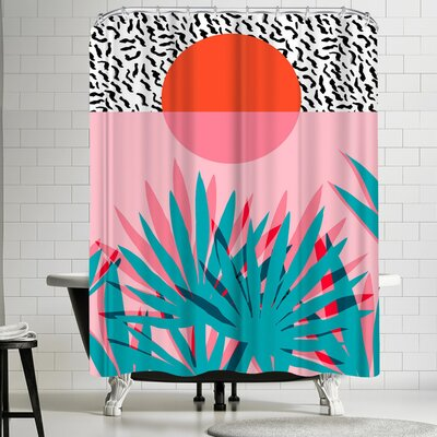 Wacka Designs Whoa Shower Curtain