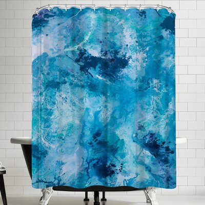 Deb McNaughton Calm Down Shower Curtain