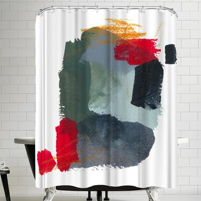 Olimpia Piccoli Little Soldier I Shower Curtain