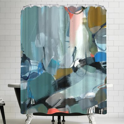 Olimpia Piccoli Nightlight Shower Curtain