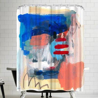 Olimpia Piccoli Someone in Love Shower Curtain