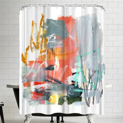 Olimpia Piccoli Sushi Baby Shower Curtain