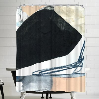 Olimpia Piccoli The Space Between Ii Shower Curtain