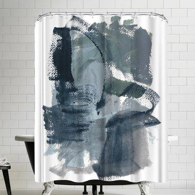 Olimpia Piccoli Upstream Shower Curtain