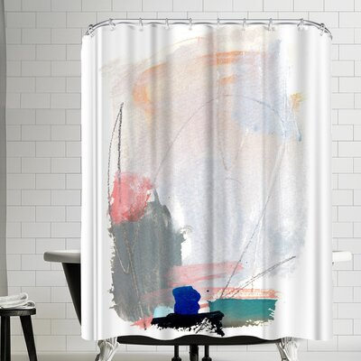 Olimpia Piccoli Where You Go Shower Curtain
