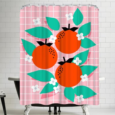 Wacka Designs Bodacious Shower Curtain