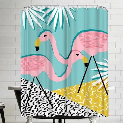 Wacka Designs Bro Shower Curtain