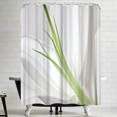 Maja Hrnjak Lily Shower Curtain