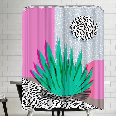 Wacka Designs Dag Shower Curtain