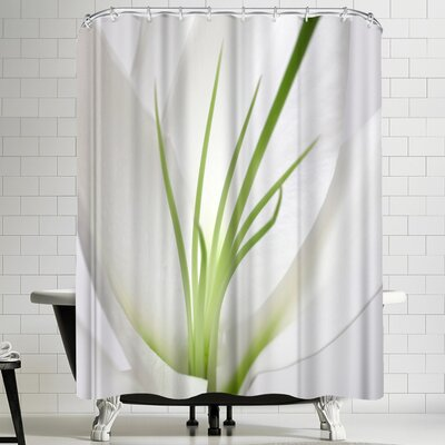 Maja Hrnjak Lily 2 Shower Curtain