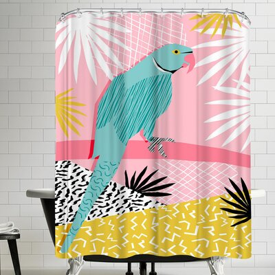 Wacka Designs Doin it Shower Curtain