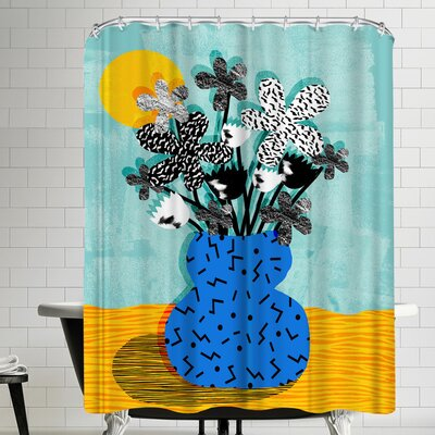 Wacka Designs Fave Shower Curtain