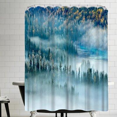 1x Magic Bay Shower Curtain