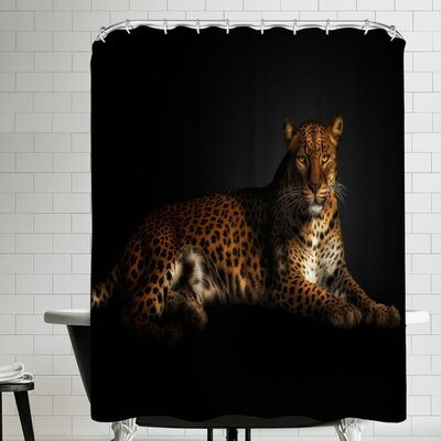 1x Harmony Shower Curtain