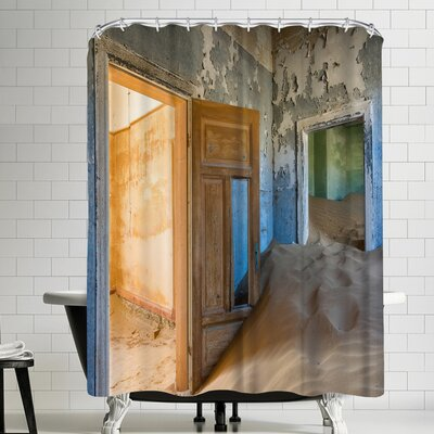 1x Vanish Into Oblivion Shower Curtain