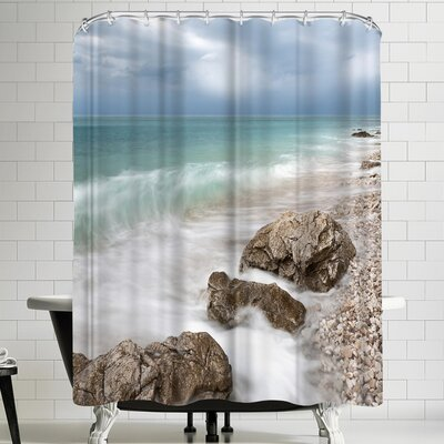 Maja Hrnjak Sea Shower Curtain