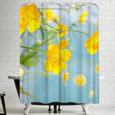 Maja Hrnjak Spring 2 Shower Curtain