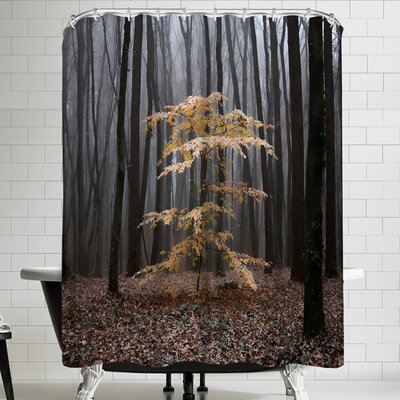 Maja Hrnjak Tree Shower Curtain