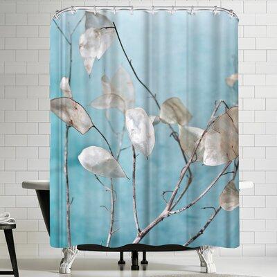 Maja Hrnjak Turqoise 3 Shower Curtain
