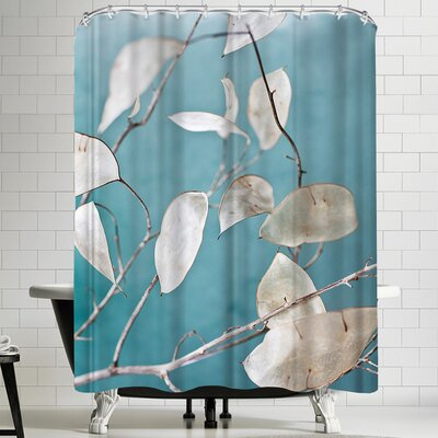 Maja Hrnjak Turquoise 2 Shower Curtain