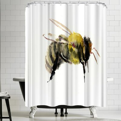 Suren Nersisyan Bumblebee 1 Shower Curtain