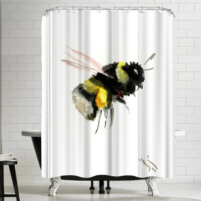 Suren Nersisyan Bumblebee 2 Shower Curtain