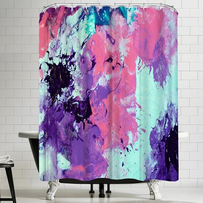 Deb McNaughton Imagine If Shower Curtain