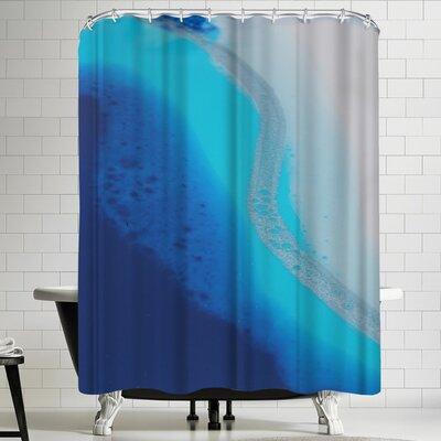 Deb McNaughton Island Home Shower Curtain