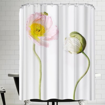 1x Talk to Me Shower Curtain