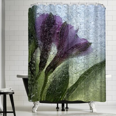 Zina Zinchik Couple Love Shower Curtain