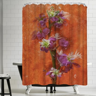 Zina Zinchik Delicate Creations Shower Curtain