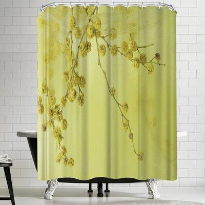 Zina Zinchik Floating in Sunshine Shower Curtain