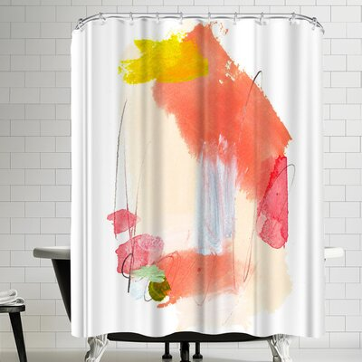 Olimpia Piccoli Dreamsicle Shower Curtain