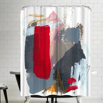 Olimpia Piccoli Little Soldier Ii Shower Curtain