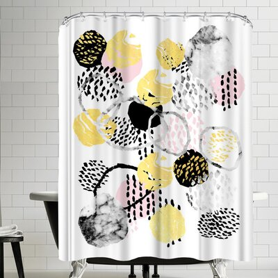 Charlotte Winter Amalia Shower Curtain