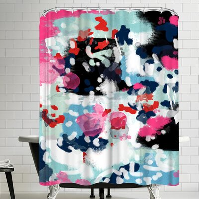 Charlotte Winter Aubrey Shower Curtain