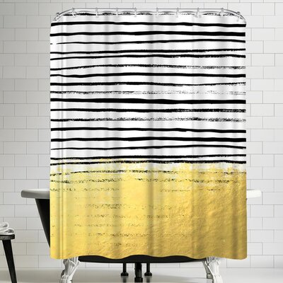Charlotte Winter Blaire Shower Curtain
