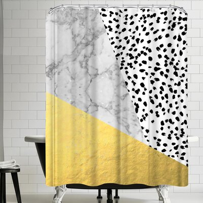 Charlotte Winter Carina Shower Curtain