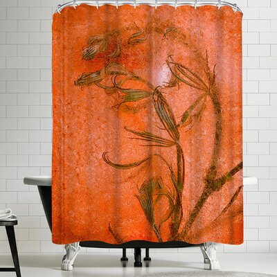 Zina Zinchik Impression of Long Journey Shower Curtain